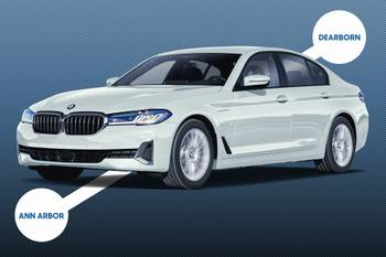2021 BMW 530e Range: How Far Can It Go on Electricity Alone?