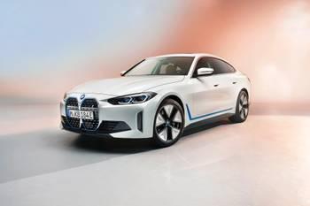 BMW Reveals i4, Eyes Battery-Electric Sedan for U.S. in 2022