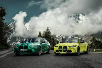 2021 BMW M3 and M4: M Stands for Manual