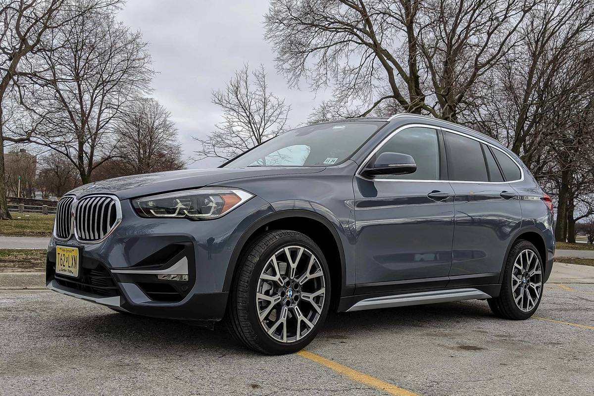 2020 BMW X1 Review: Delightful to Drive, Confounding to Control