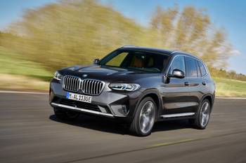 2022 BMW X3 Lineup Adds Electrification, Torque, Technology