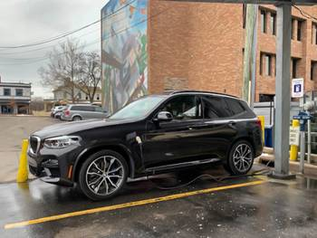 Here's How Far We Went on Electricity Alone in a BMW X3 Plug-In Hybrid