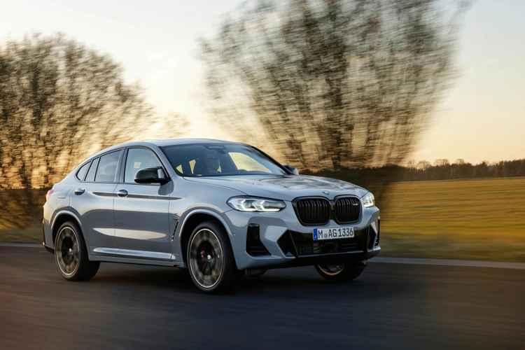 Ключевые обновления BMW X4 2022 года