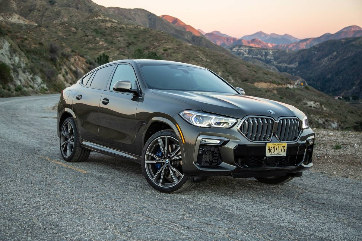 2020 BMW X6 Review: Ignore the Why, Enjoy the How