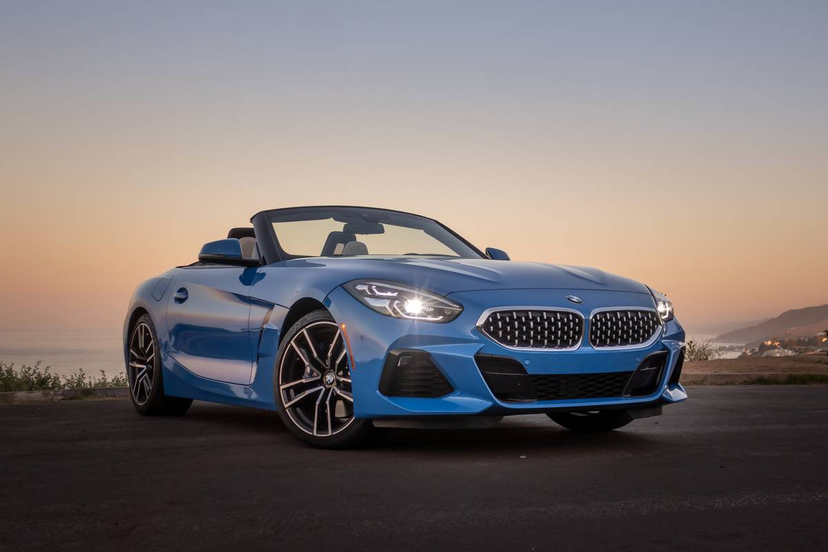 2020 BMW Z4 Review: Only the Top Is Soft Now