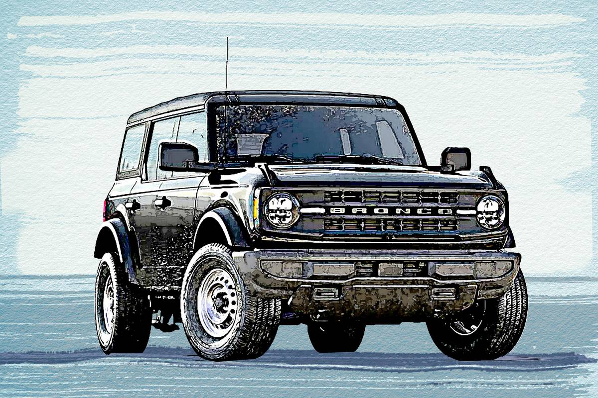 2021 Ford Bronco What S Each Trim Level Of The Bronco Bringin News Cars Com