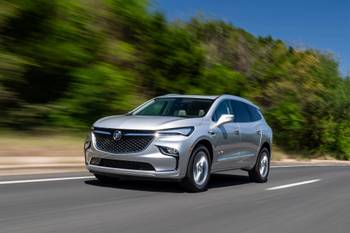 2022 Buick Enclave: Biggest Buick Gets Facelift, Standard Safety Features