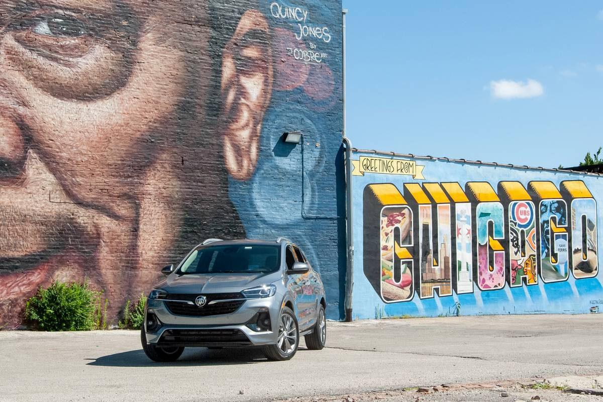 2020 Buick Encore GX Review: Premium Pablum