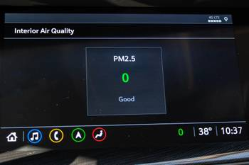 What Does the 2021 Buick Envision's Air Quality Indicator Measure?