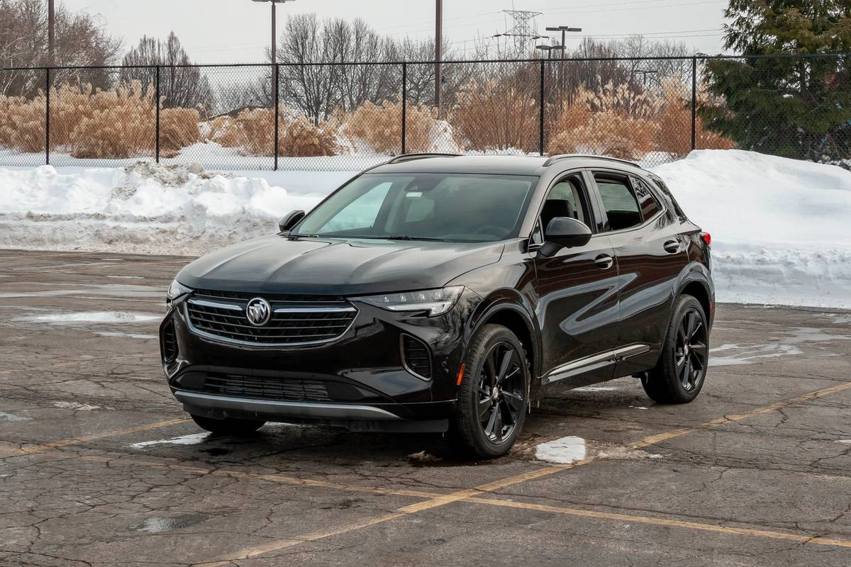 2021 Buick Envision Review: Premium Value