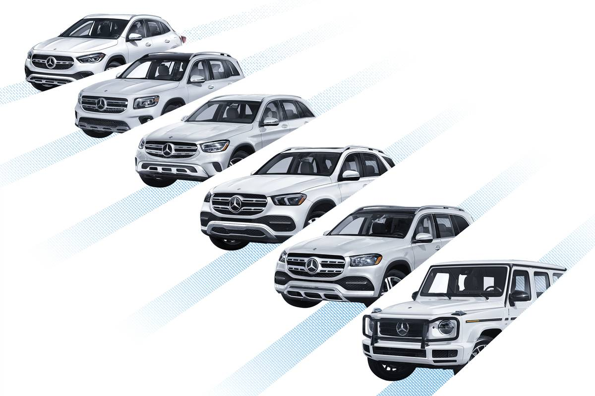 Mercedes SUVs: There Are Many, So Which Is Right for You?