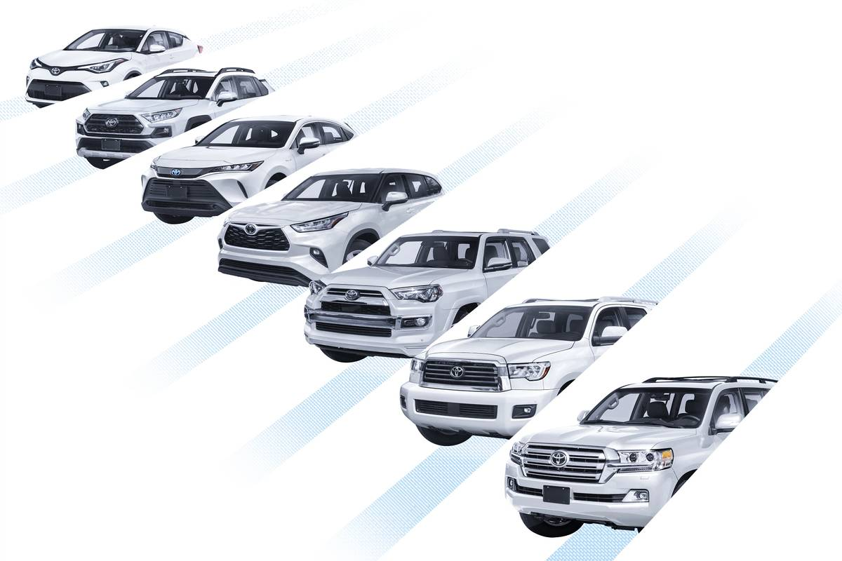 Toyota SUV Buying Guide