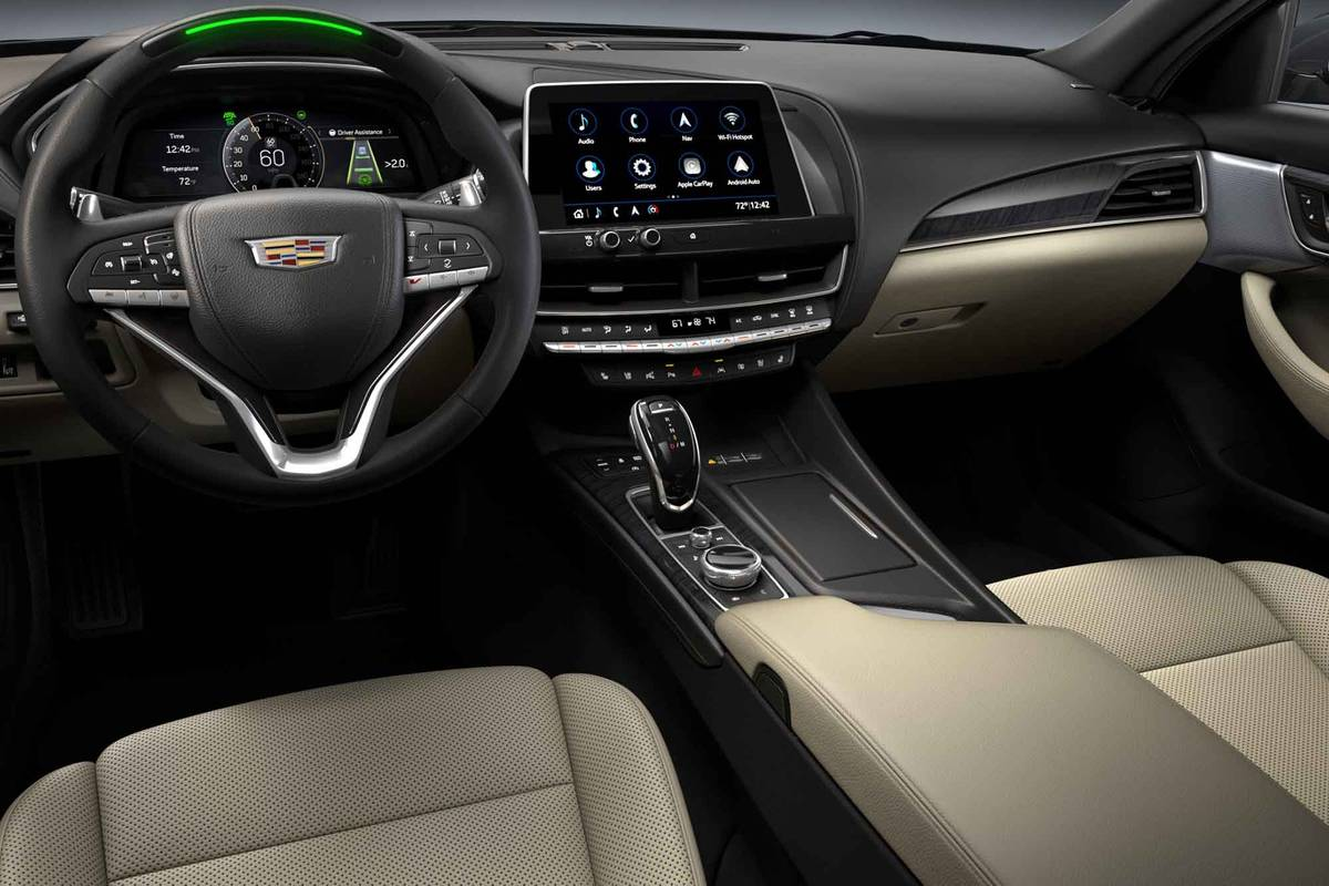 2021 Cadillac CT4, CT5 Add Safety Features, Hands-Free ...