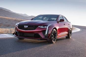 Electric, Shmelectric: Cadillac Unveils 2022 CT5-V and CT4-V Blackwing Super Sedans