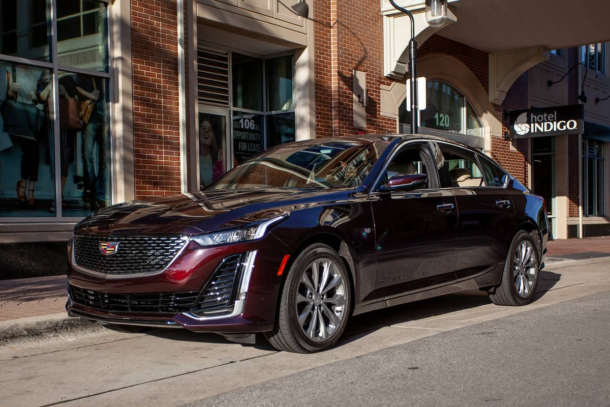 2020 Cadillac CT5 Review: Get the Turbo Six, When You Can Find One
