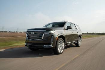 How Do Car Seats Fit in a 2021 Cadillac Escalade?