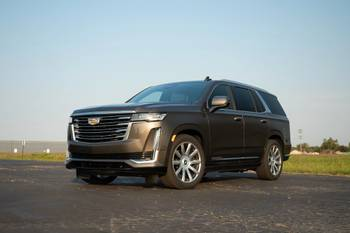 2021 Cadillac Escalade Review: Expensive, and Worth It