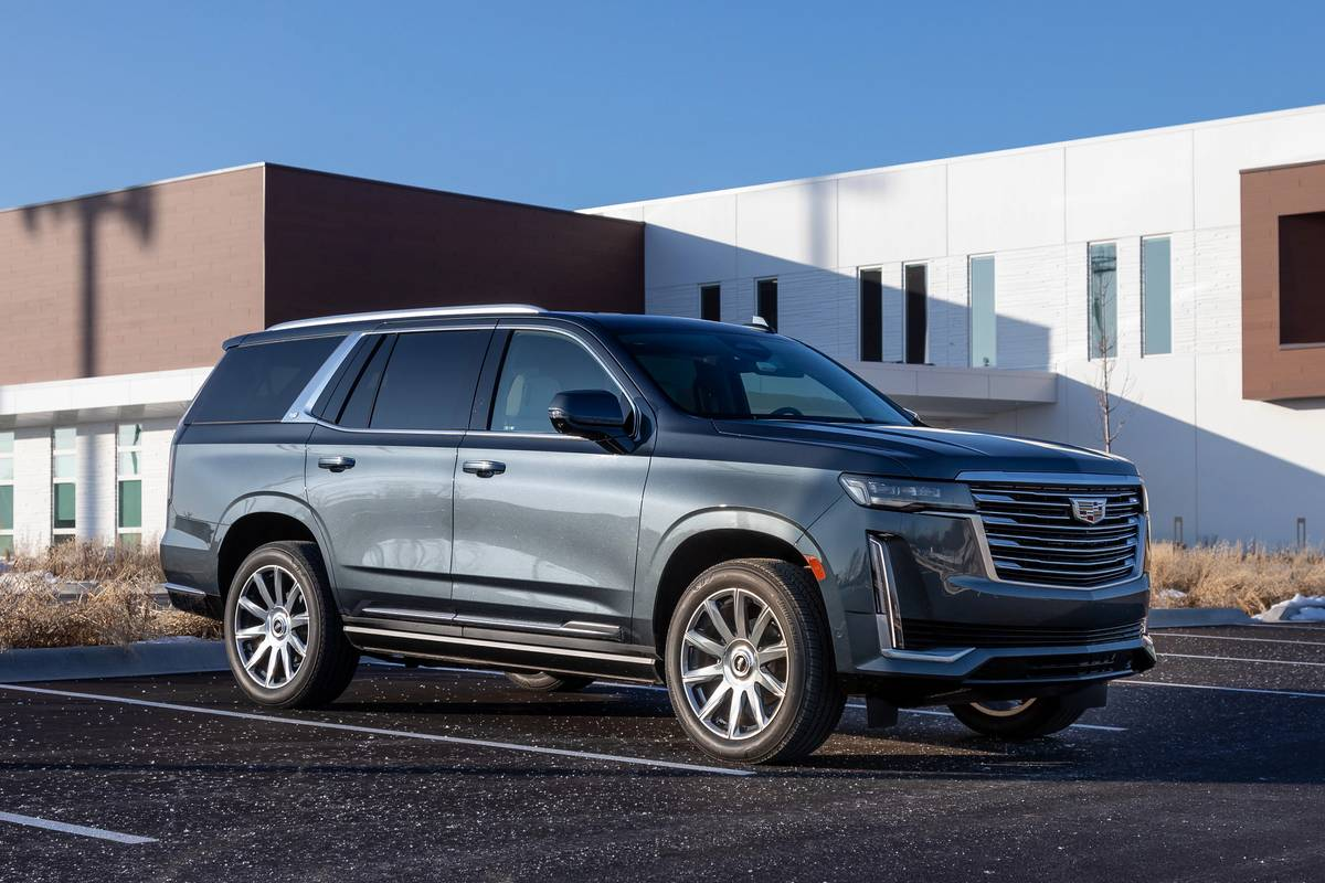 10 Biggest News Stories of the Week: 2021 Cadillac Escalade Better Than Best, Tesla Roadster Trails