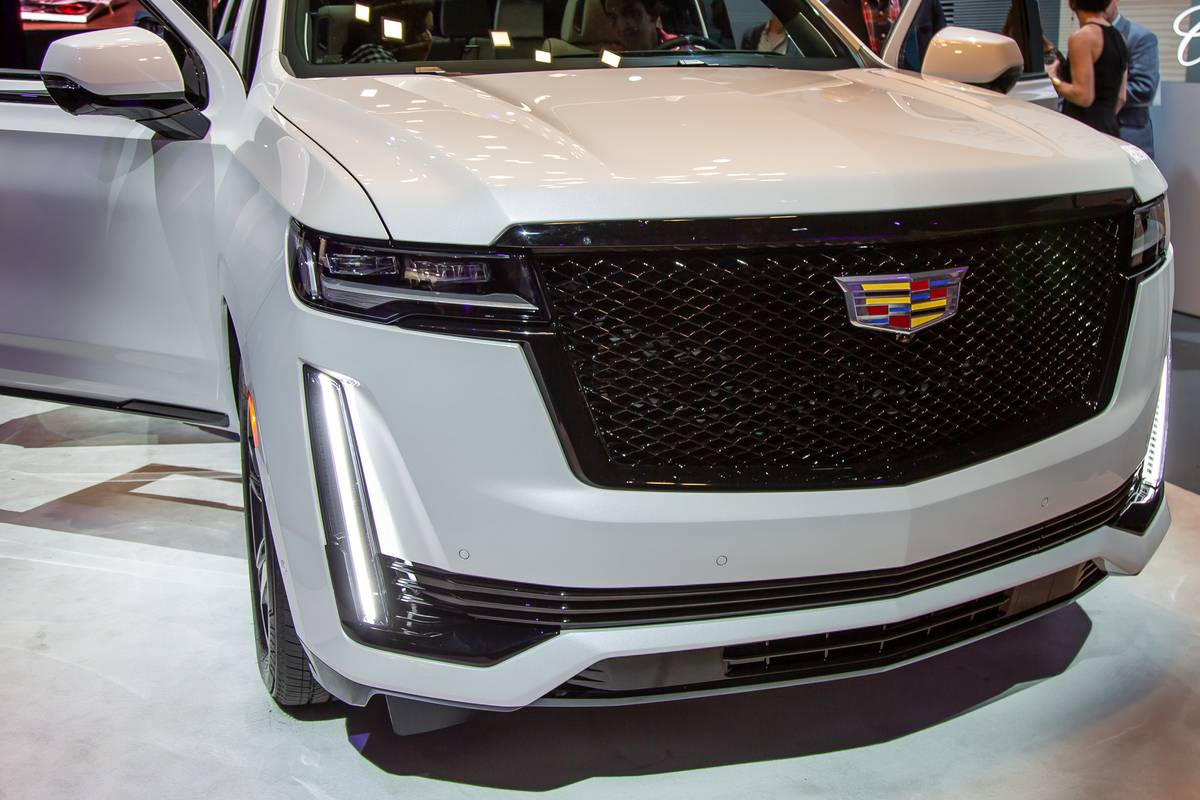 2021 Cadillac Escalade Redesign Price Up Just $1,000: Ain ...