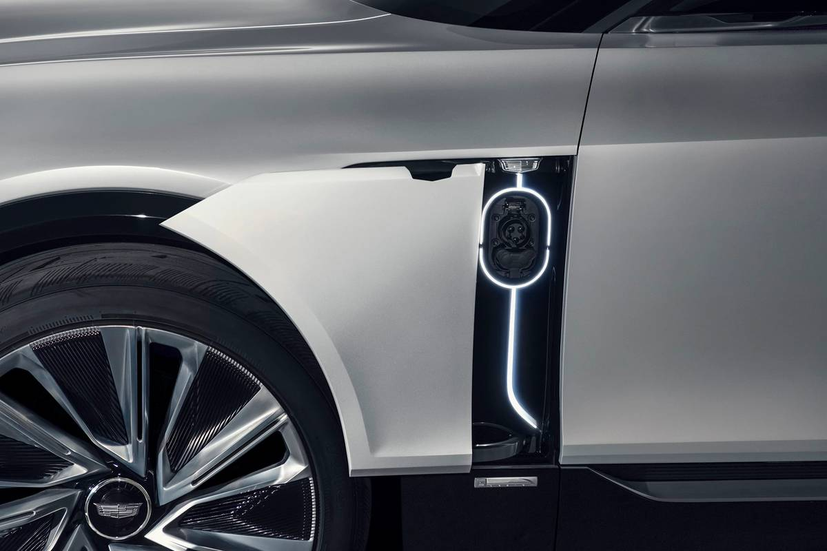 Lyriqs to Go: Cadillac's Quest to Enter EV Market Starts With Dropping New Lyriq