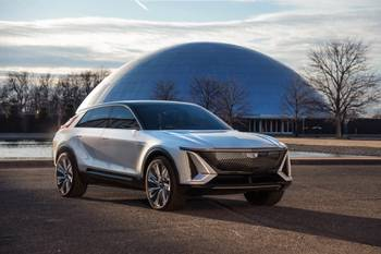 Cadillac Lyriq Sings a Song of an All-Electric Future