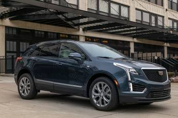 2020 Cadillac XT5 Sport Review: Not Really Sporty, but That's OK