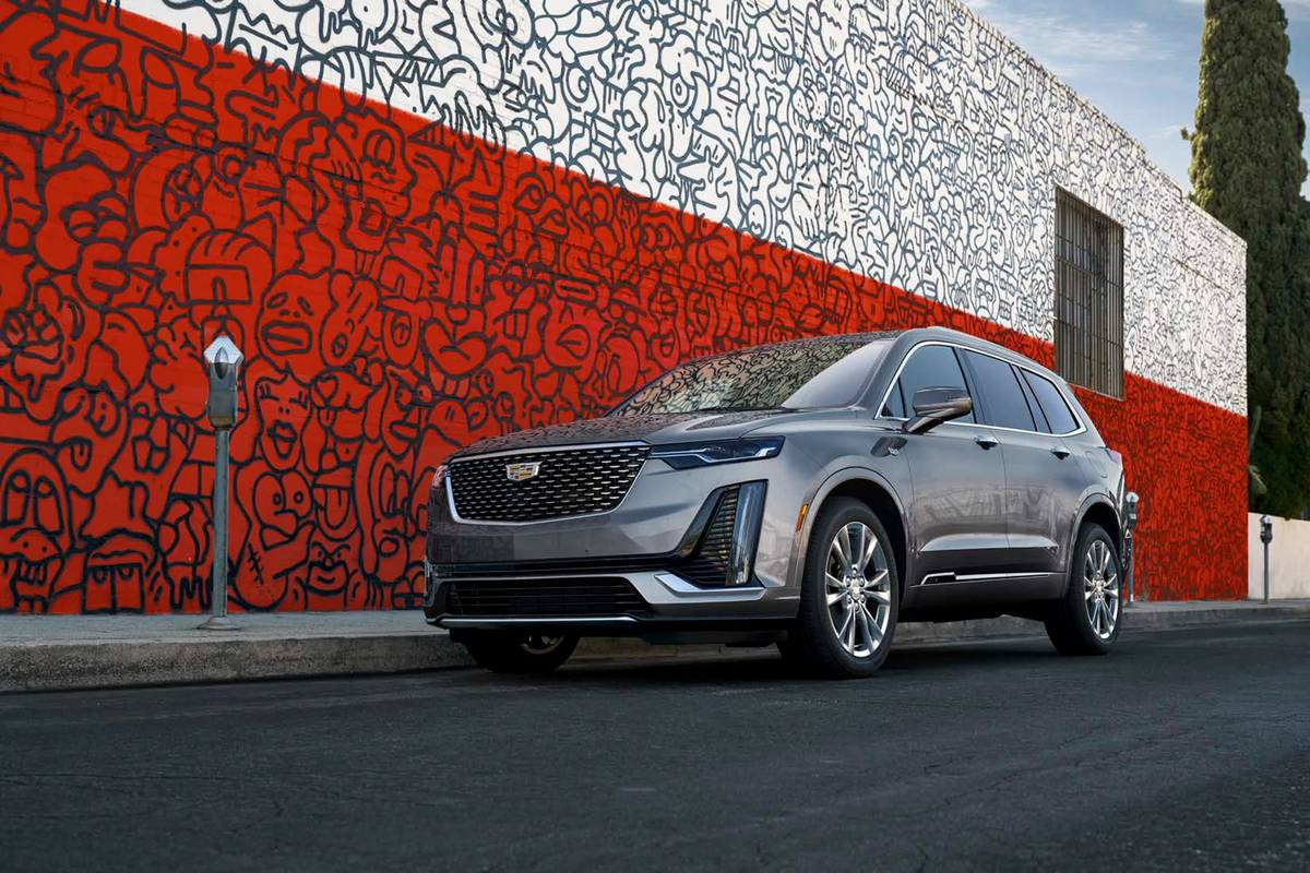 2021 Cadillac XT6: New Entry-Level Luxury Trim, More Standard Features