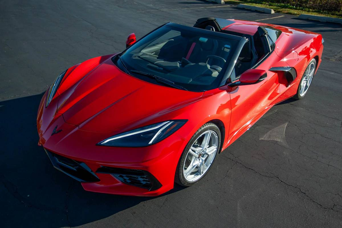 Should You Pick or Skip the 2020 Chevrolet Corvette Convertible? | News from Cars.com
