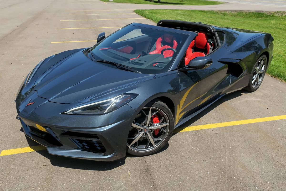 Living With a 2020 Chevrolet Corvette Stingray C8: All That and Fuel Efficient Too?