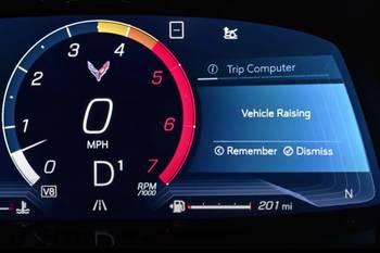 2020 Chevrolet Corvette C8: Tricks Under 25 MPH