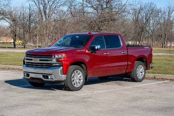 2021 Chevrolet Silverado 1500 Review: Few Wows but Plenty of Good