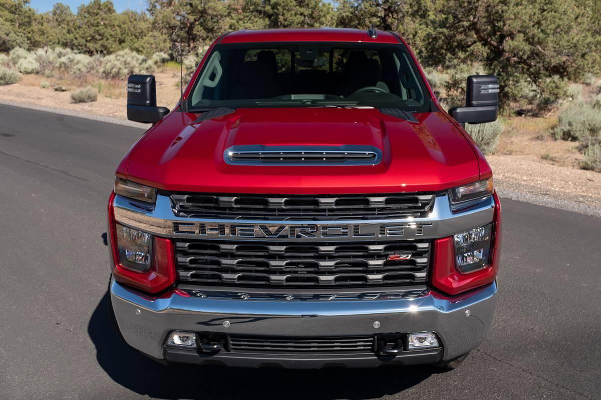 2020 Chevrolet Silverado 2500/3500: 6 Things We Like (and ...