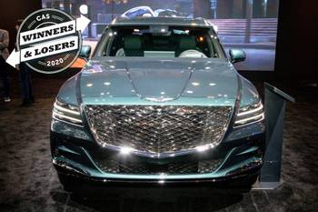 2020 Chicago Auto Show: Winners and Losers