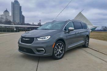 2021 Chrysler Pacifica Review: Updated Minivan Is a Mega Win for Families