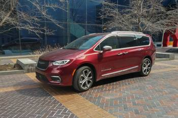 Is the Chrysler Pacifica Pinnacle Trim Worth It?