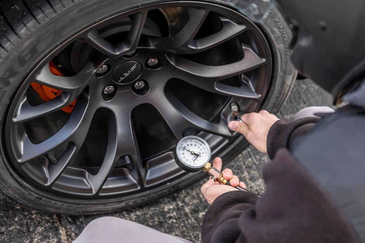 2021 Dodge Charger SRT Hellcat Redeye wheel