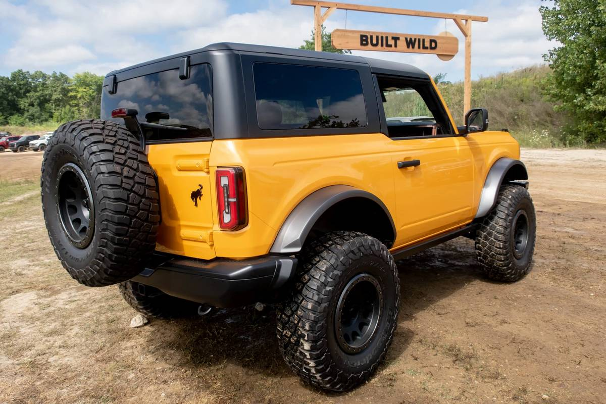 ford moves back 2021 bronco deliveries to summer | news