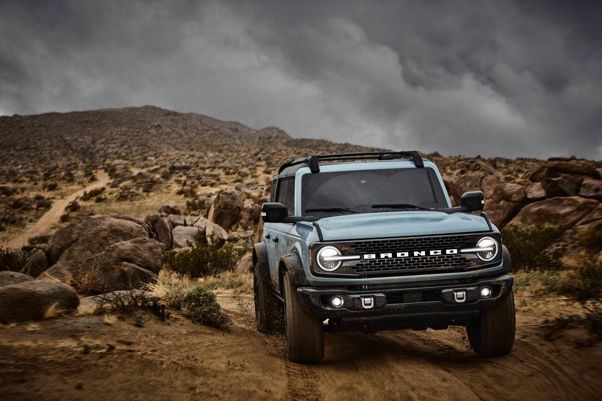 10 Biggest News Stories of the Week: 2021 Ford Bronco Can't Be Broken