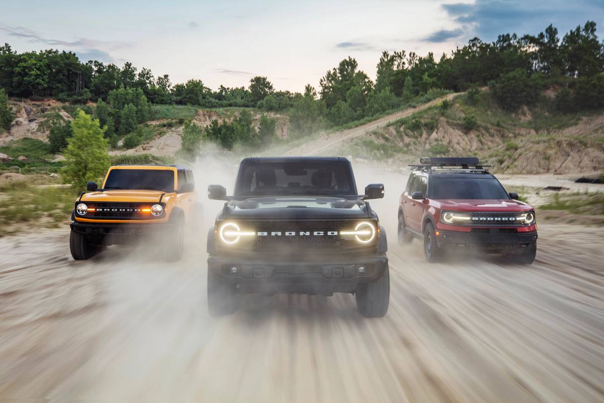 10 Biggest News Stories of the Month: Ford Bronco Stampedes Past Toyota RAV4 Prime