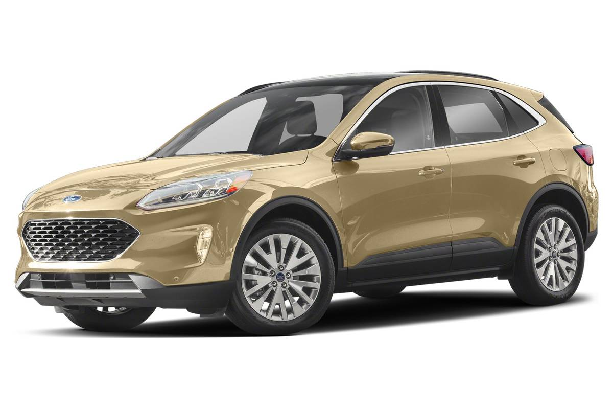 2020 Ford Escape, Transit: Recall Alert