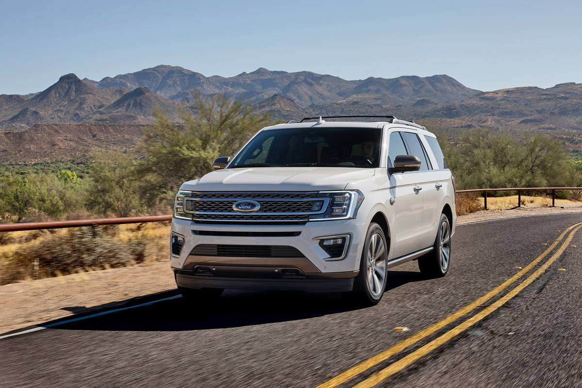 2020 Ford Expedition Expedition Max What S Changed News Cars Com