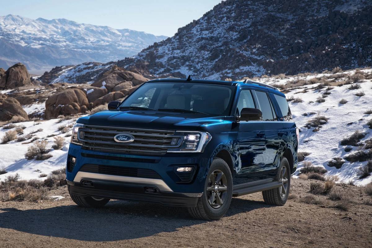 Here's What the New STX Edition on the 2021 Ford Expedition Costs
