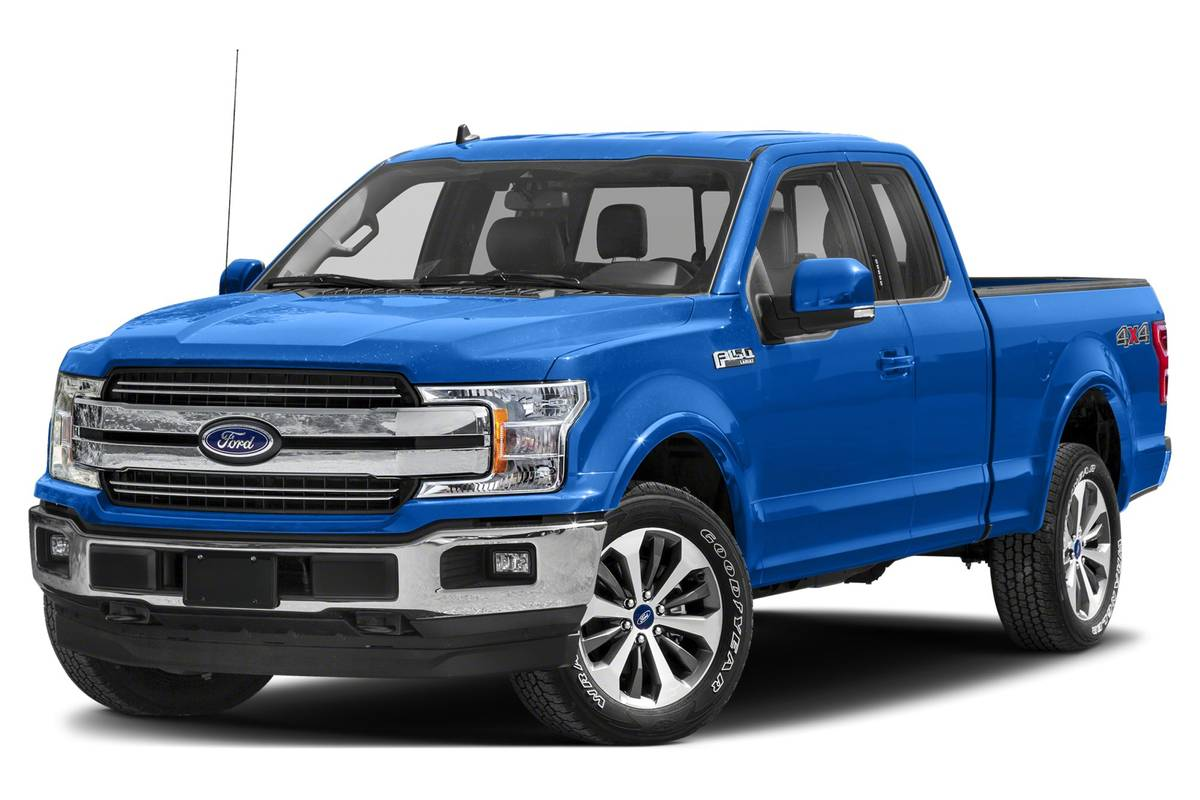 2020 Ford F-150: Recall Alert
