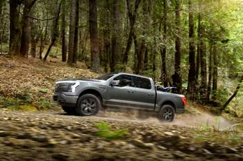 6 Ways the All-Electric 2022 Ford F-150 Lightning Isn't Like Other F-150s