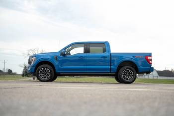 Here's How Much the 2021 Ford F-150 Costs