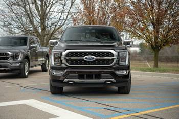 Ford F-Series Recalled for Windshields, Payload Info Labels