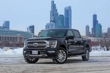 Ford to Delay F-150 Production Amid Microchip Shortage