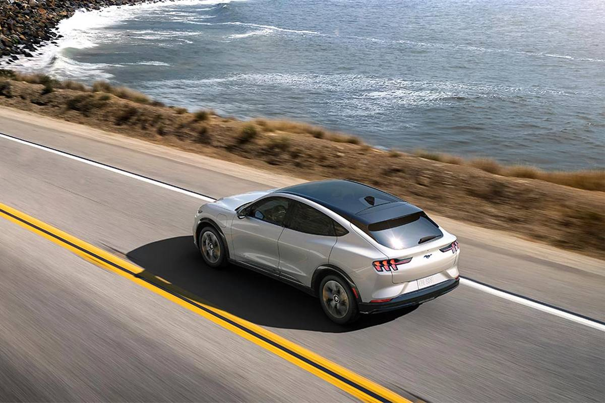 10 Biggest News Stories of the Week: 2021 Ford Mustang Mach-E Charges Past Nissan Leaf