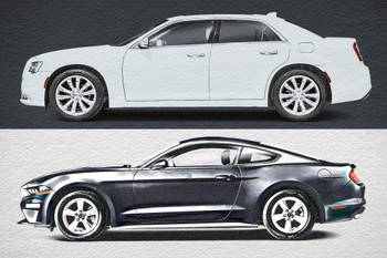 Coupe Vs. Sedan: What's the Difference?