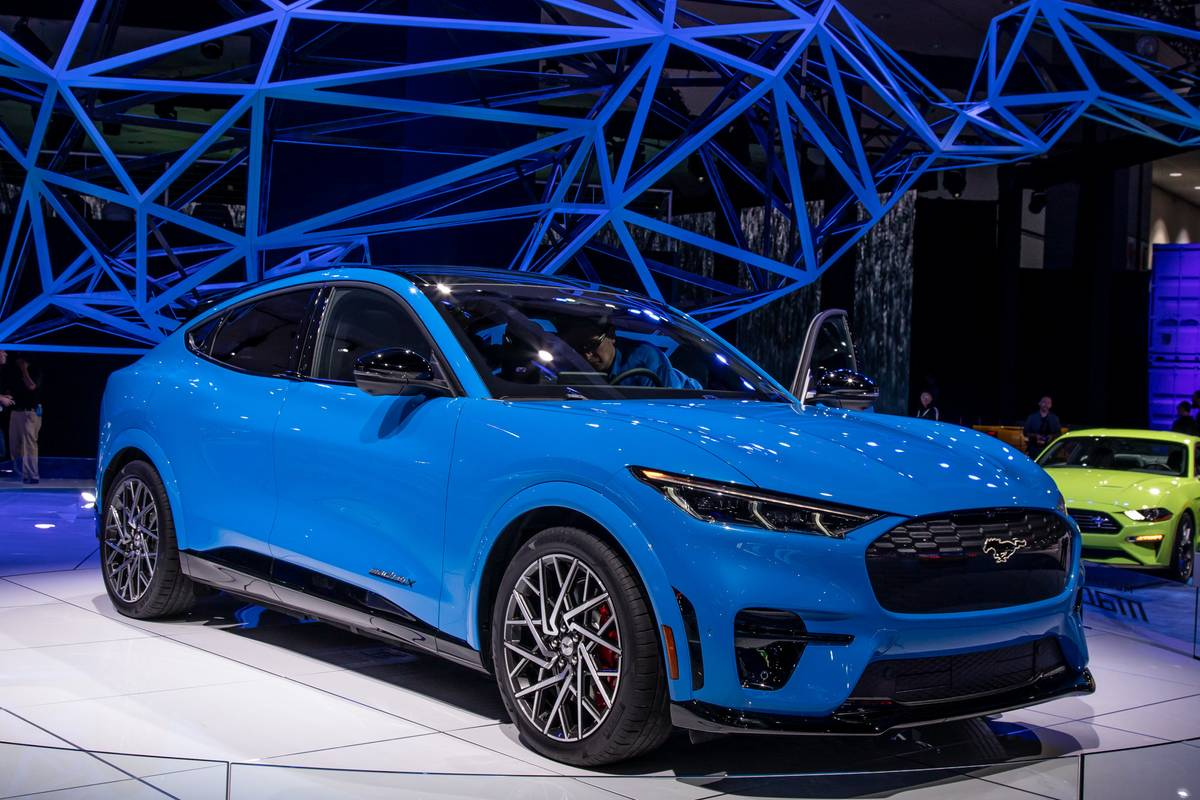 8 Cars, SUVs and Pickups Electrifying 2020